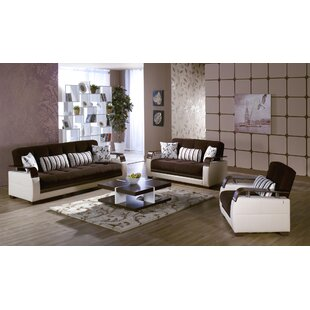 Natural Configurable Living Room Set by Decor+