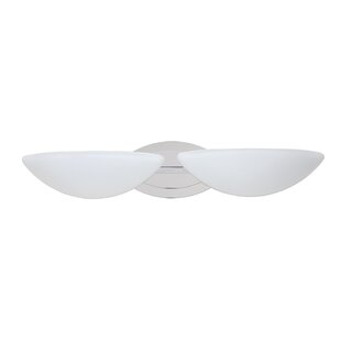 Besa Lighting Jamie 2-Light Vanity Light