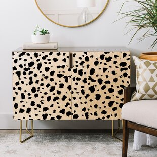 Rebecca Allen Dalmatian Credenza by East Urban Home