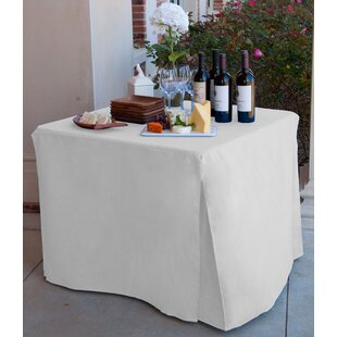 Elastic Fitted Tablecloths | Wayfair