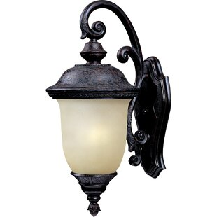 Gilsey 1-Light Outdoor Wall Lantern