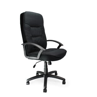 Arudz High-Back Executive Chair With Lumbar Support By 17 Stories