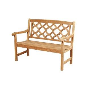 Bamburgh Teak Garden Bench