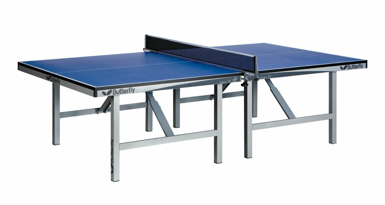 Elegant Europa 25 Table Tennis Table