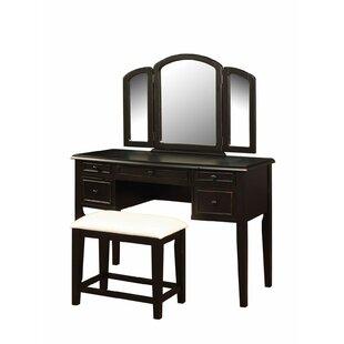 Behrendt Vanity Set with Mirror