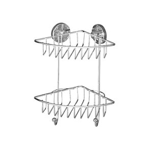 Vacuum-Loc Wall Mounted Shower Caddy