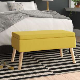 Review Oren Storage Ottoman