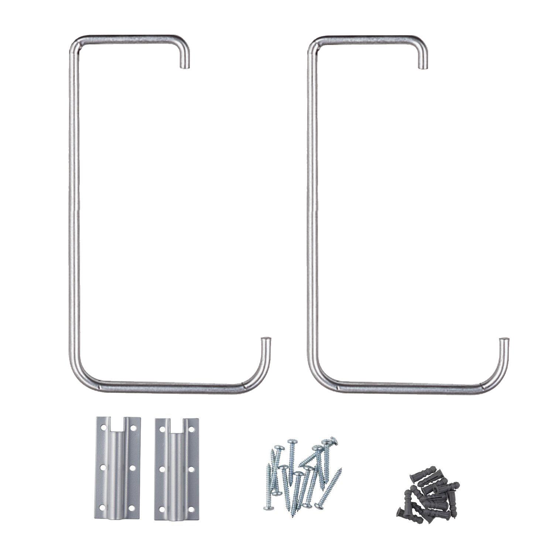 955b6fbaf379 ClosetMaid Garage Ceiling Wall Hooks   Reviews