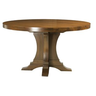 Geneve Maple Extendable Solid Wood Dining Table