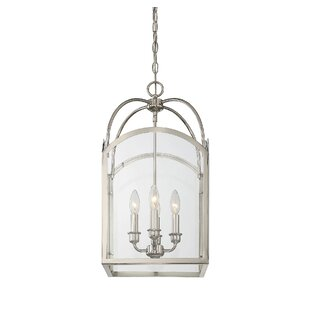Mount Airy 4-Light Foyer Pendant