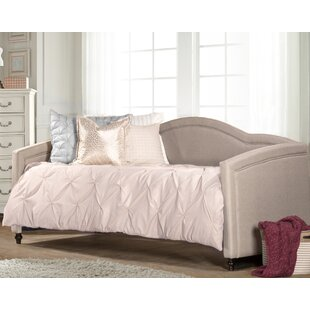 Willa Arlo Interiors Delmer Upholstered Daybed
