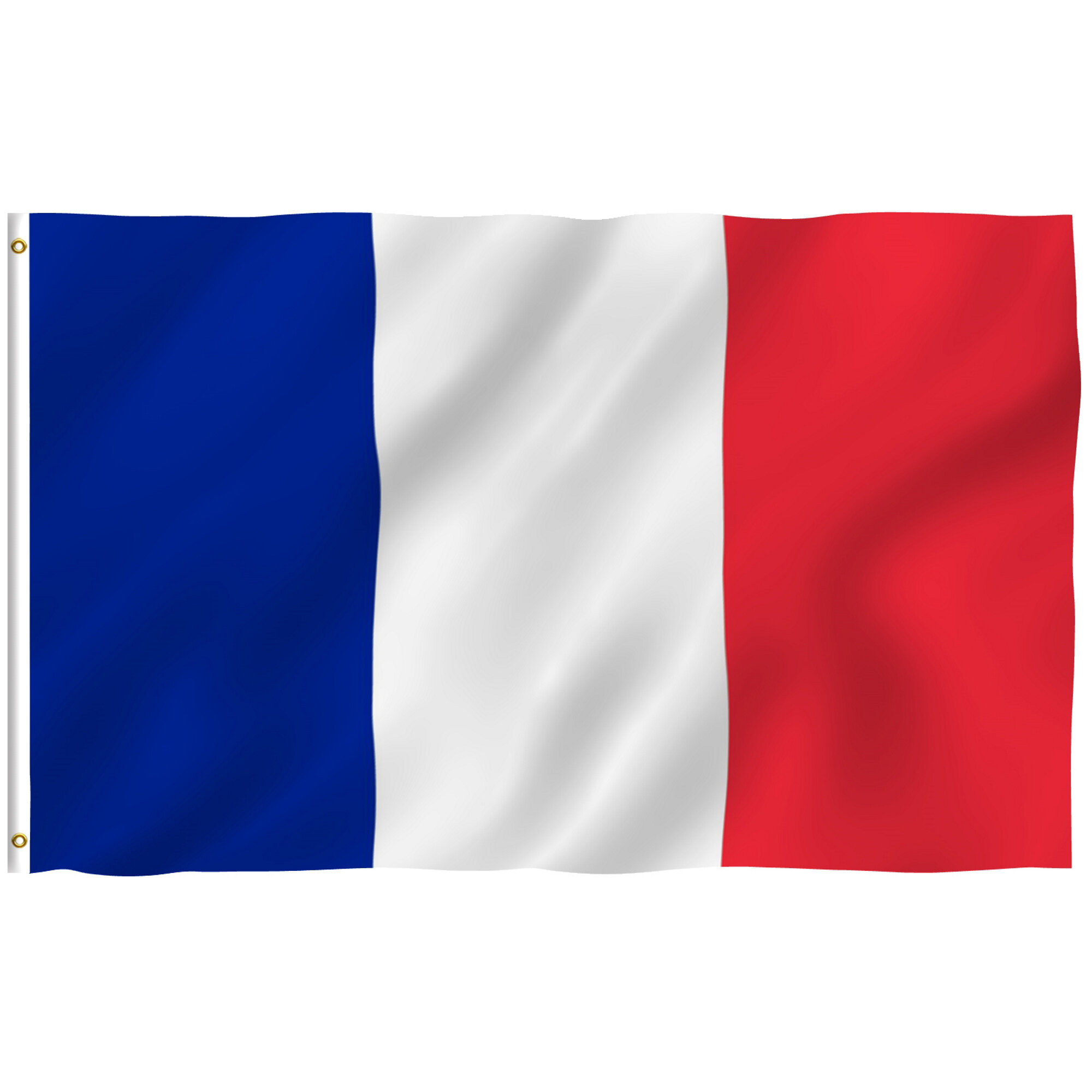 Anley French 2 Sided Polyester 36 X 60 In House Flag Wayfair