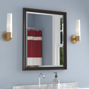 Compare & Buy Culley Framed Beveled Wall Accent Mirror By Alcott Hill