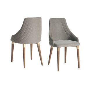 Amandine Upholstered Dining Chair (Set of..