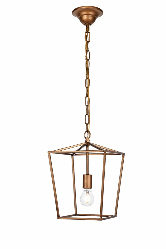 Farmhouse Lighting Bathroom Pendant