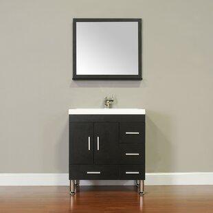Reviews Rick 30 Single Bathroom Vanity Set ByOrren Ellis