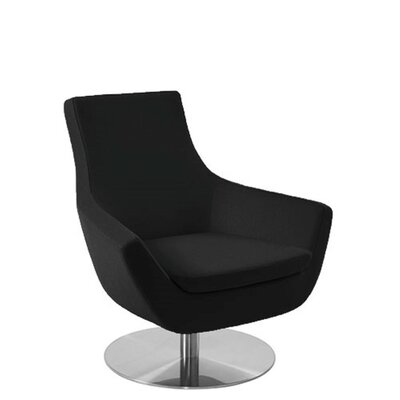 Brilliant Shipley Swivel Armchair Brayden Studio Upholstery Black Gmtry Best Dining Table And Chair Ideas Images Gmtryco