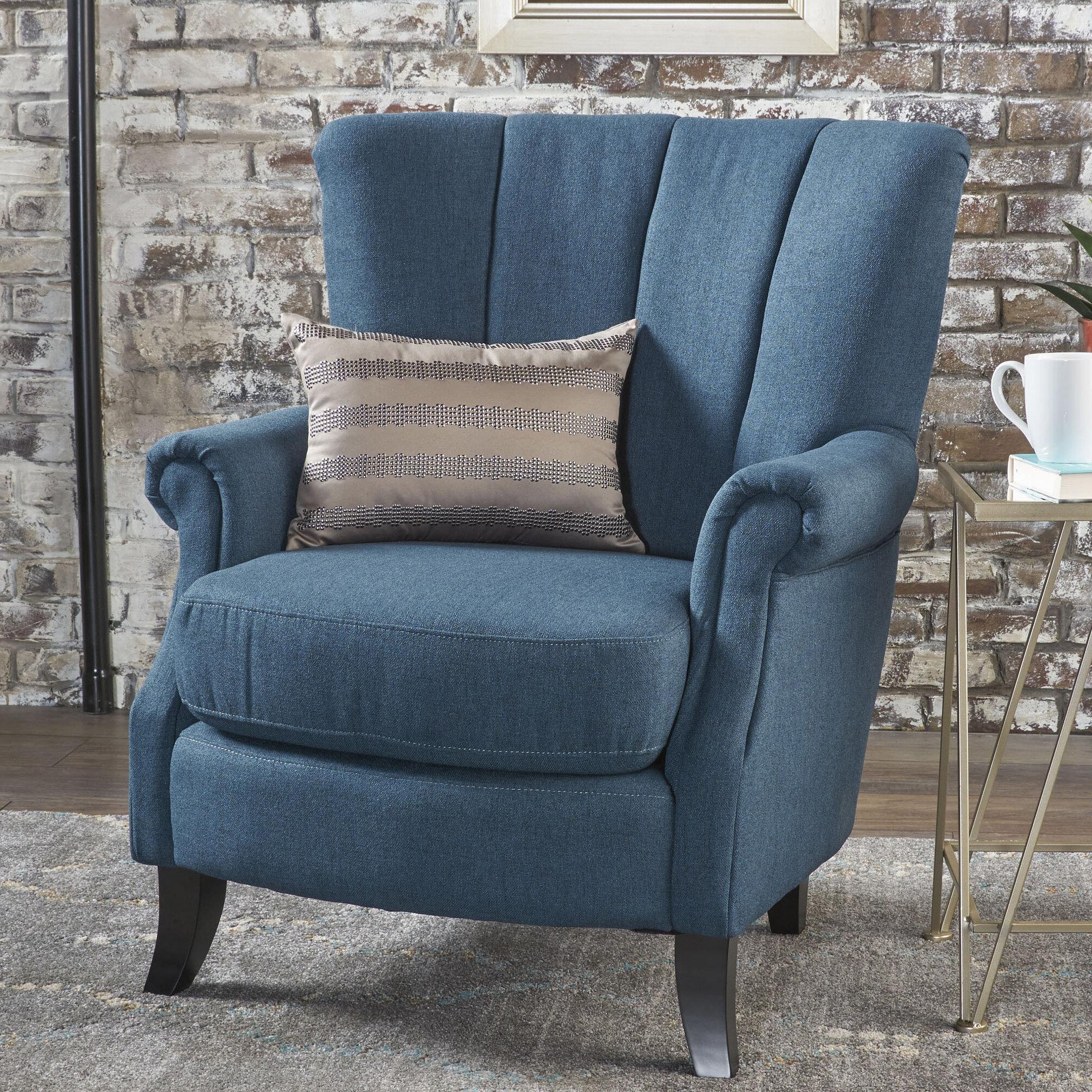 Charlton Home Kaspar Club Chair & Reviews | Wayfair