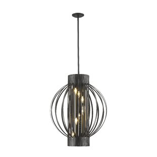 Z-Lite Fava 8-Light Globe Chandelier