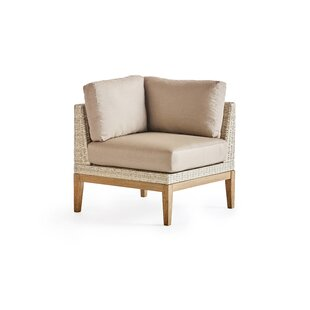 Darnell Patio Chair with Cushion by Rosecliff Heights