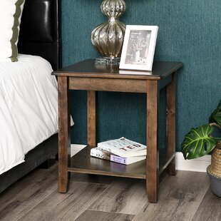 Great Price Pilla End Table by Charlton Home