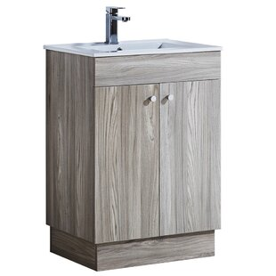 23.9 Single Sink Bathroom Vanity Set
