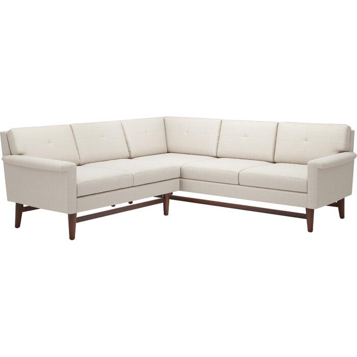 Pleasant Diggity 91X 90 Corner Sectional Sofa Frankydiablos Diy Chair Ideas Frankydiabloscom