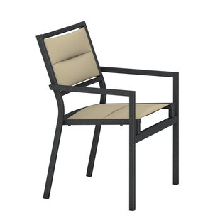Cabana Club Stacking Patio Dining Chair by Tropitone