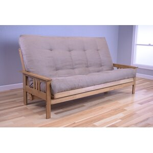Red Barrel Studio Leavittsburg Futon and Mattress