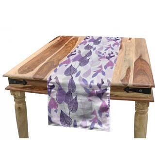 Sassafras Enterprises Symphony Table Runner Purple