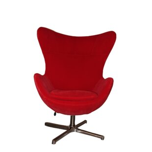 Oak Idea Imports Muna Lounge Chair