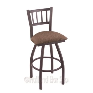 Read Reviews Nicolai 25 Swivel Bar Stool by Red Barrel Studio Reviews (2019) & Buyer's Guide