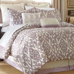 Lidiaídia 8 Piece Reversible Comforter Set by Willa Arlo Interiors