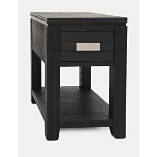 Berea End Table with Storage