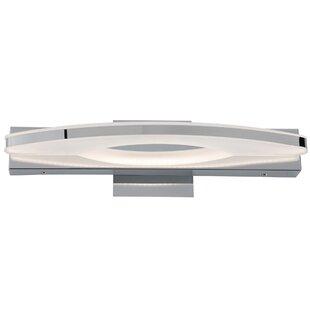 Orren Ellis Macey 1-Light LED Bath Bar