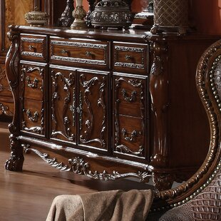 Welliver Traditional 5 Drawer Combo Dresser