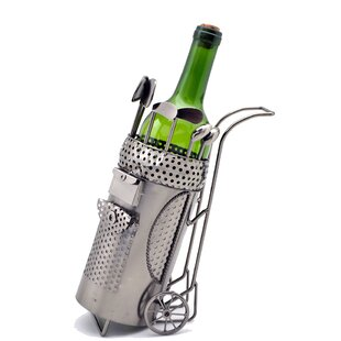 Golf Bag 1 Bottle Tabletop Wine Rack by Wine Bodies