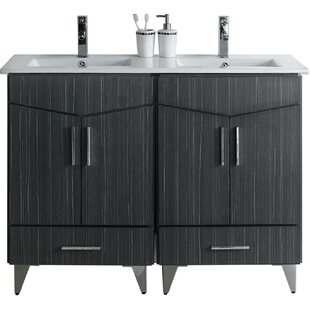 Zen 48 Modern Vanity Base Set by American Imaginations