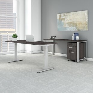 Bush Business Furniture 400 Series Desk Office Suite