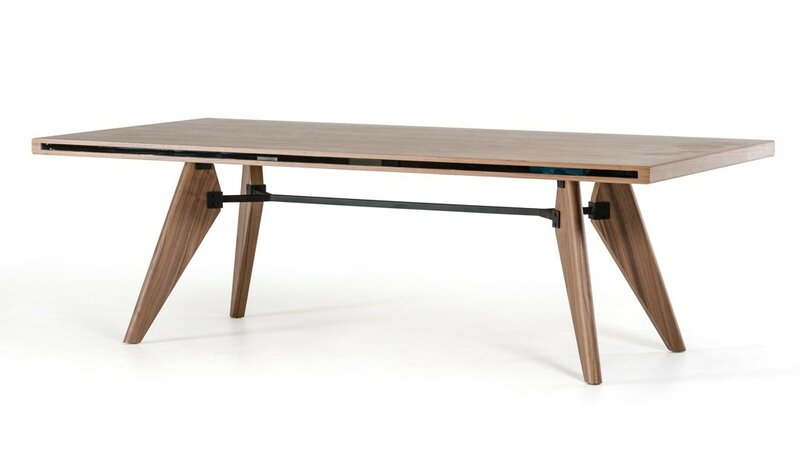 Mercury Row Mulkey Solid Wood Dining Table Reviews Wayfair