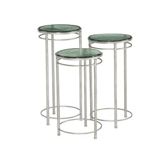 Bernhardt Darnell 3 Piece Nesting Tables