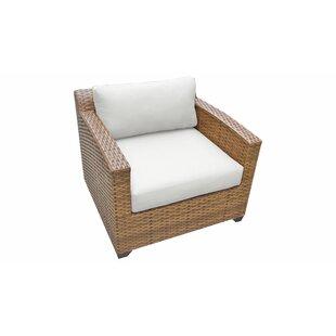 Brayden Studio Asellus Patio Chair with C..