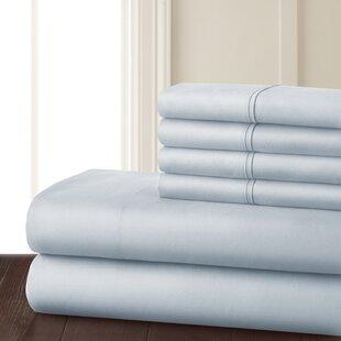 Betancourt Bed Solid Color Sheet Set