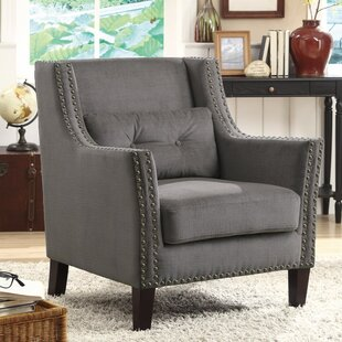 Kepler Supremely Classy Wingback Chair by Alcott Hill