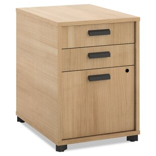 Manage 3-Drawer Vertical Filing Cabinet by HON Great Reviews