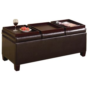 Haines Cocktail Ottoman by Wildon Home ?