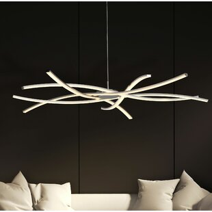 Orren Ellis Paraiso LED Novelty Pendant