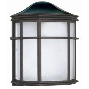 Kammerer 1-Light Outdoor Flush Mount