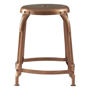 Mckinnon 47cm Bar Stool By Borough Wharf