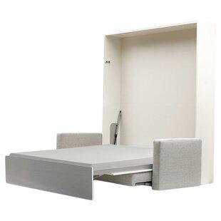 Kadyn Wall Murphy Bed with Mattress